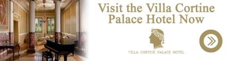 Villa Cortine Banner