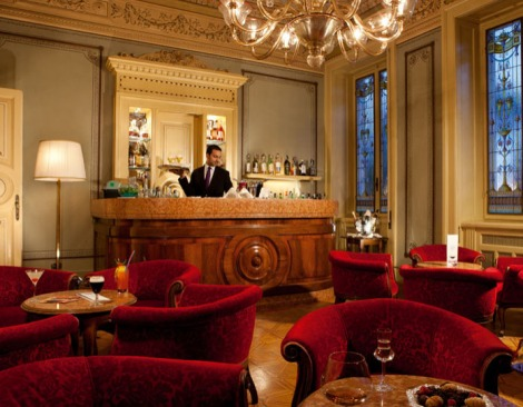 Villa Cortine Lounge