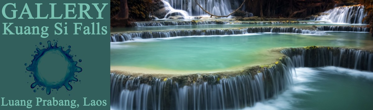 Gallery: Kuang Si Waterfalls in Laos