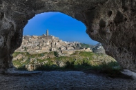 Matera, Basilicata. Italy