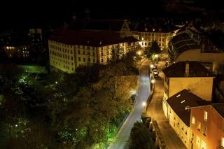Freiburg By Night