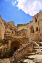 Old Materas' Buildings, Basilicata, Italy