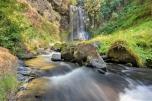 Upper Bridal Veil Falls in Summer