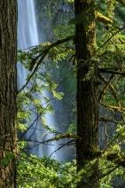 multnomah Falls in Portland Oregon