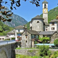 Featurette: Lavertezzo, Switzerland