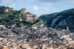 view of town in Sicily