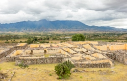 Yagul archaeological site, Oaxaca, Mexico
