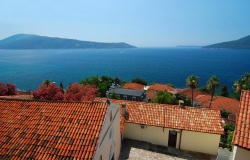 Day in the summer in Montenegro