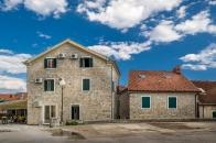 Herceg Novi old town square