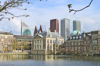 Binnenhof Palace - Dutch Parlament