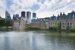 Dutch Parliament, Den Haag, Netherlands