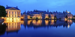 Mauritshuis Museum and Binnenhof Palace, The Hague