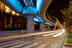 Hague overhead tram