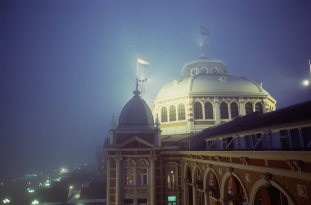 Rooftop of Kurhaus, Scheveningen, The Hague, Netherlands