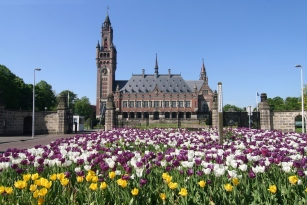 Peace Palace, UN International Court of Justice