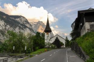 Lauterbrunnen Town Church