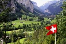Trummelbach, Switzerland