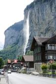 Lauterbrunnen village