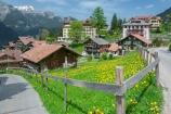 Wengen, Swiss